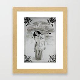 Herodias Framed Art Print