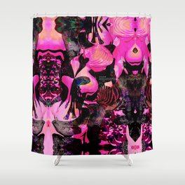 girl #22 Shower Curtain
