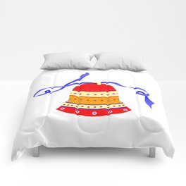 Red Bell Comforters