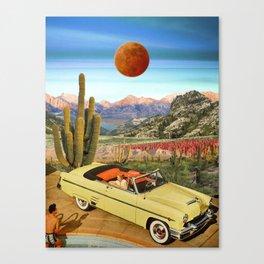 Summer trip Canvas Print