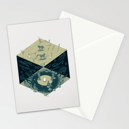 Cube 06 Stationery Cards