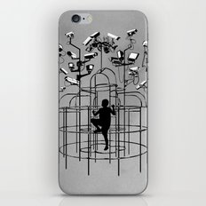Supervision iPhone & iPod Skin