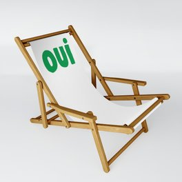 Oui Sling Chair
