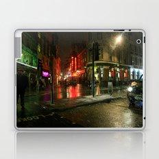 Snowing in London Laptop & iPad Skin