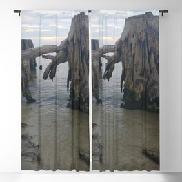 Haunting Dead Wood Blackout Curtain