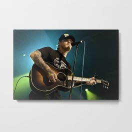 Brian Fallon - The Revival Tour Metal Print
