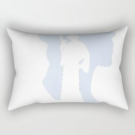 Rest In Peace Carrie Fischer Rectangular Pillow