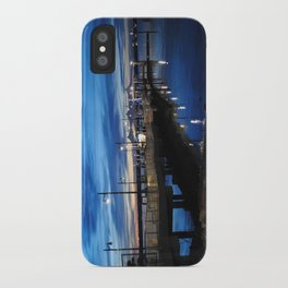Boardwalk Night iPhone Case