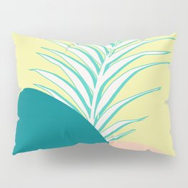 Spring Palm #society6 #spring Pillow Sham