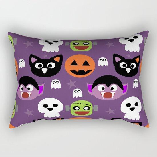 Halloween friends Rectangular Pillow