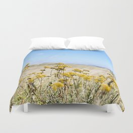 Eastern Cape Everlastings Duvet Cover