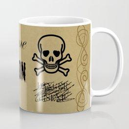 NOT POISON Coffee Mug