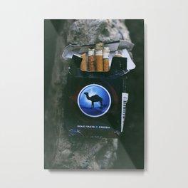old cigarettes Metal Print