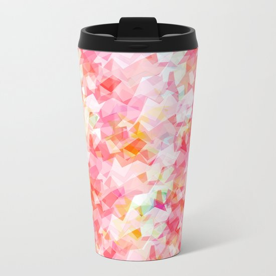 gems Metal Travel Mug