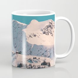Mt. Alyeska Ski Resort - Alaska Coffee Mug