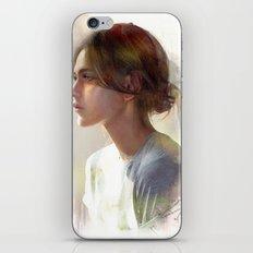 Take a decision iPhone Skin