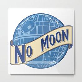 No Moon Brewery Metal Print