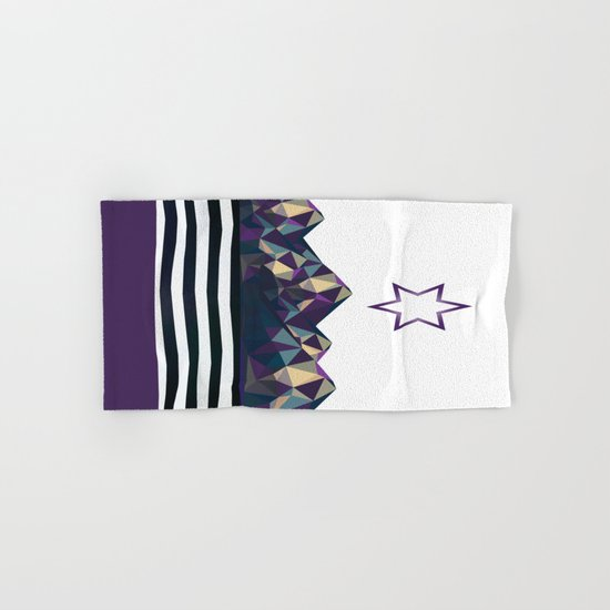 Silent Night Hand & Bath Towel