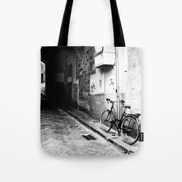 Bicicletta (Florence) Tote Bag