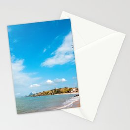 Landscape Recife Praia Stationery Cards