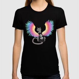 Magical Rainbow Cat T-shirt