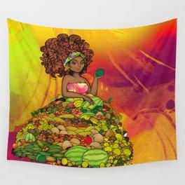 FrutiChomba Wall Tapestry