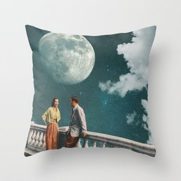 BEYOND LOVE Throw Pillow
