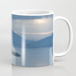Majestic Lake Maggiore Coffee Mug