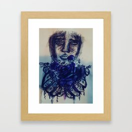 Will You Love Me? Framed Art Print