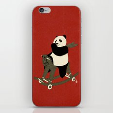 Keep Rolling iPhone & iPod Skin