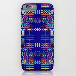 """""""Glitch"""" series #10 iPhone Case"""
