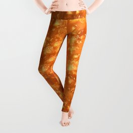 And Paths Before You Golden Leggings