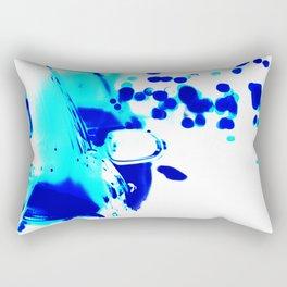 Abstract. Traffic. Weekend away, Rectangular Pillow