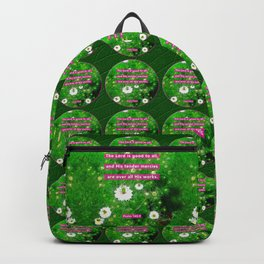 Tender Mercies Backpack
