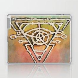Geometric Portal Laptop & iPad Skin