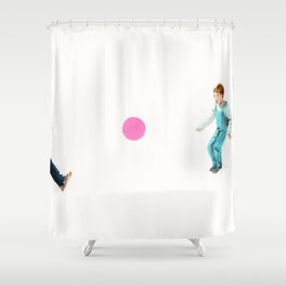 El porter Shower Curtain
