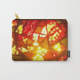Devil is in the Detail Carry-All Pouch