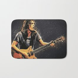 Malcolm Young Bath Mat