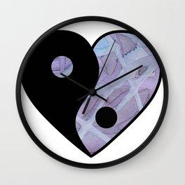 Significant Colors Wall Clock