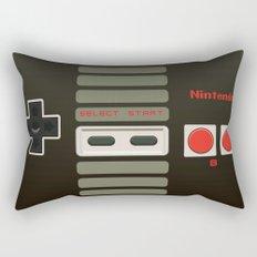 NES Controller Rectangular Pillow