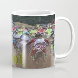 """ Hole Shot "" Coffee Mug"