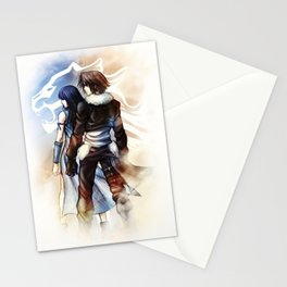 Squall and Rinoa - Griever Stationery Cards