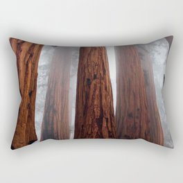 Woodley Forest Rectangular Pillow