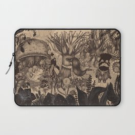 Confessing to the old tree Laptop Sleeve