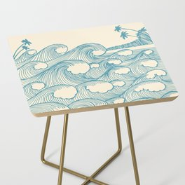 Waves Side Table