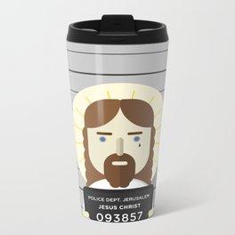 Jesus's arrest Metal Travel Mug