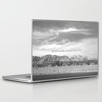 not all those who wander are lost Laptop & iPad Skins featuring Not All Those Who Wander Are Lost by Heather Hartley