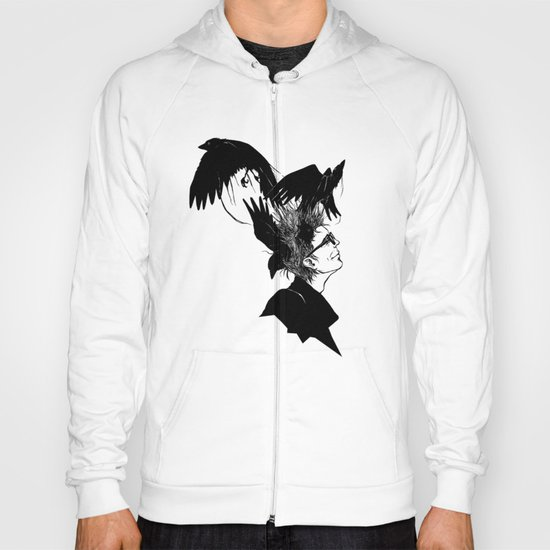 Freedom for my crows... Hoody