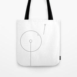 Dandelion v2 Tote Bag