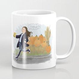 Kiss and Tell Coffee Mug